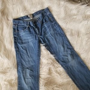 Slim Boyfriend for gap jeans